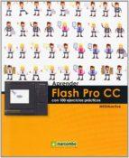 aprender flash pro cc con 100 ejercicios prácticos 9788426721075