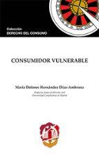 consumidor vulnerable-maria dolor hernández díaz-ambrona-9788429018875