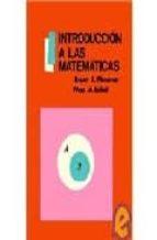 introduccion a las matematicas bruce e meserve max a sobel 9788429150575