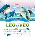 los animales (leo y veo)-9788430537075