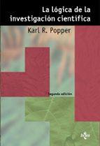 la logica de la investigacion cientifica-karl r. popper-9788430946075