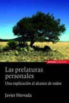 las prelaturas personales: una explicacion al alcance de todos-javier hervada-9788431328375