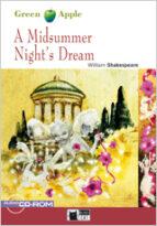 a midsummer night s dream. book + cd 9788431699475