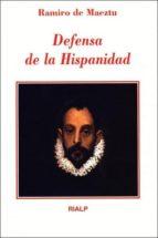 defensa de la hispanidad ramiro de maeztu 9788432131875