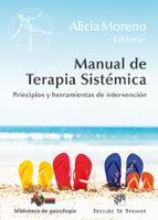 manual de terapia sistemica: principios y herramientas alicia moreno 9788433027375
