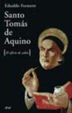 santo tomas de aquino: el oficio de sabio-eudaldo forment-9788434452275