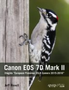canon eos 7d mark ii jeff revell 9788441537675