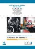 EL MUNDO DEL TRABAJO II: COMUNIDAD VALENCIANA