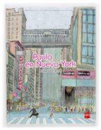paula en nueva york (premio internacional de ilustracion de la fu ndacion santa maria 2005)-mikel valverde-9788467506075