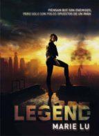 legend marie lu 9788467556575