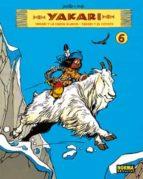 yakari (vol. 6): yakari y la cabra blanca/ yakari y el coyote-9788467904475