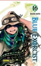 blue exorcist 16-kazue kato-9788467923575