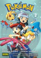 pokemon 18: diamante y perla 2-hidenori kusaka-satoshi yamamoto-9788467930375