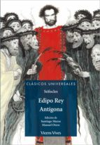 edipo rey/ antigona (clasicos universales) eso auxiliar-9788468206875