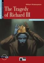the tragedy of richard iii book + cd william shakespeare 9788468210575