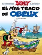 El libro de Asterix 30: el mal trago de obelix autor RENE GOSCINNY DOC!