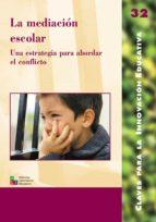 la mediación escolar (ebook)-9788478275922