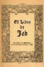 el libro de job: los planes de la providencia en la distribucion del bien y el mal-9788479102975