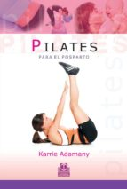 pilates para el posparto karrie adamany 9788480199575