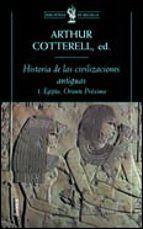 historia de las civilizaciones antiguas i arthur cotterell 9788484320975