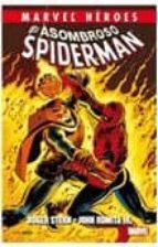 el asombroso spiderman de roger stern y romita jr. 9788490242575