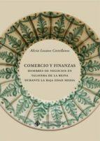 comercio y finanzas alicia lozano castellanos 9788490442975