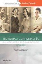 historia de la enfermería 3. ed. m.l. martinez martin 9788491130475