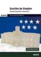 GESTION DE EMPLEO TEMARIO ESPECIFICO VOLUMEN 4 COMUNIDAD DE MADRID
