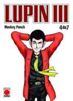 lupin iii 4-monkey punch-9788491678175