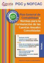 plan general de contabilidad y normas para la formulacion de las cuentas anuales-maximo francisco losilla ramirez-9788492812875