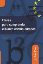 claves para comprender el marco comun europeo 9788493580575
