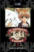 el misterioso loki. ragnarok nº 5-sakura kinoshita-9788493591175