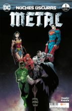 noches oscuras: metal nº 01-scott snyder-greg capullo-9788494776175