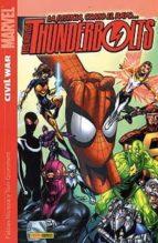 los nuevos thunderbolts nº 4: civil war-fabian nicieza-tom grummett-9788496871175