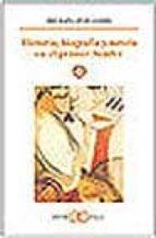 historia, biografia y novela en el primer sender jose maria jover zamora 9788497400275