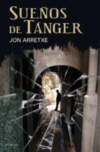 sueños de tanger-jon arretxe-9788497466875