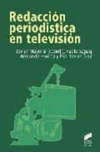 redaccion periodistica en television-javier mayoral-9788497565875