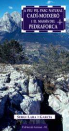 a peu pel parc natural del cadi moixero sergi lara 9788497912075