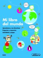 mi libro del mundo 9788498017175