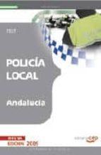 policia local de andalucia: test-9788499242675