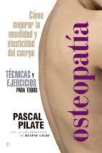 osteopatia pascal pilate 9788499709475