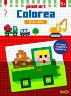 El libro de Pixel art colorea - en la obra autor VV.AA. TXT!