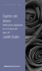 sujetos del deseo-judith butler-9789505183975