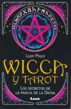 wicca y tarot lady majo 9789871257775