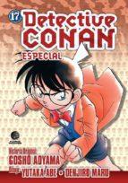 detective conan: especial nº 17 gosho aoyama 8432715029885