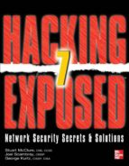 hacking exposed 7: network security secrets and solutions (7th ed .) stuart mcclure joel scambray 9780071780285