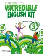 incredible english kit 3 ab 3 ed-9780194443685