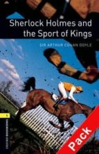 sherlock holmes and sport of kings (incluye cd) (obl1: oxford boo kworms factfiles) 9780194788885