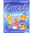 quest 2 primary pupil´s book pack (n/e)-9780230478985