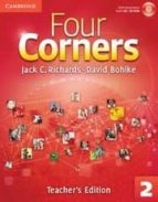 four corners level 2 teacher s edition with assessment audio cd/cd rom 9780521126885